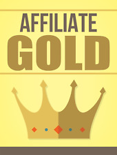 Introductory Guide On Affiliate Marketing Gold Free Shipping