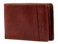 PICARD Bourse Buddy 1 Small Wallet Cognac Brun