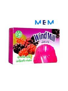 Gelée de fruit (jelly) à la framboise WINDMILL 80 gr
