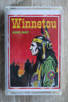1 MC AC Kassette Hörspiel Karl May Winnetou JUNIOR Nr. 114