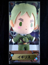 Hetalia Axis Powers Plush Doll Figure official Movic England UK