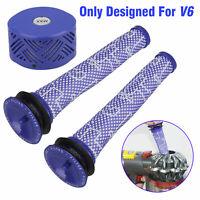 Pre Post HEPA Motor Filter For Dyson V6 Animal Absolute Cordless Vacuum Cleaner