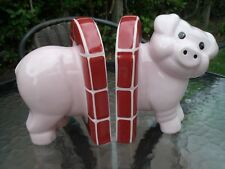 Carlton Ware Pig Bookends 1969-89