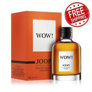 JOOP! WOW! Men Eau De EDT 100ml Perfumes