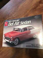 Vintage Amt Model kit 1955 Chevrolet Bel Air Sedan factory sealed