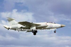 Royal Navy 809 Squadron Blackburn Buccaneer S.1 XN924 (1964) Photograph