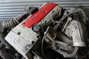 Mercedes M111 Kompressor Engine Supercharged c230 with Transmission