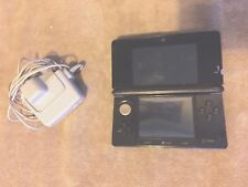 Nintendo 3DS Schwarz Handheld-System