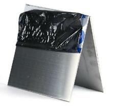 304 Stainless Steel Fine Polished Plate Sheet 0.5mm x 100mm x 100mm