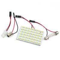 48 Warmweiß LED SMD Panel + Soffitte Modul + T10 + BA9S Adapter Lampe Lic ZPN