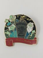 Haunted Mansion Hitchhiking Ghosts Disney 12 Days Of Christmas LR Pin