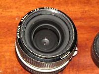 Nikon Nikkor AI 28mm f3.5 Lens f:/3.5