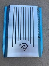 2015-2018 Dodge Charger Hellcat LOGO Plenum/Supercharger Engine Cover