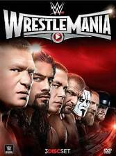 WWE: WrestleMania 31, Very Good DVD, Dean Ambrose, Brock Lesnar, Roman Reigns, R