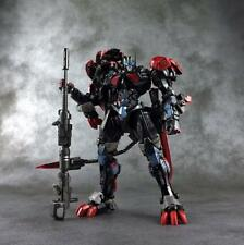 NeoArt Transformers Toys Leonidas, Lio Convoy Black Nemesis Version