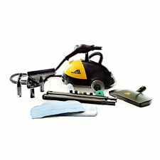McCulloch 1500W Multipurpose Heavy-Duty Canister Steam Cleaner w/ 18 Accessories