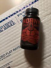 "Horny Goat Weed Herbal Male Enlargement Pills For Men-""Basic."