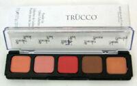 Sebastian Trucco Powder Lip, PowderPout Palette  7.7 g, NIB