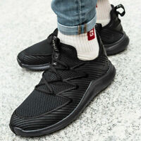 NIKE FREE TR ULTRA Trainers Gym Running Casual Triple Black - Size 8, 9, 9.5, 11