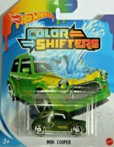 "Hot Wheels ""Brandneu 2021"" Colour Shifters ´61 Mini Cooper, OVP!"