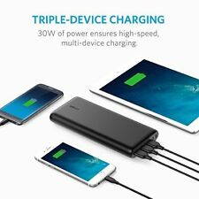 Anker PowerCore 26800 Portable Charger 26800mAh External Battery 3 USB PORT