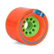 Orangatang Kegel Longboard Rollen orange 80mm 80A - große schnelle Wheels
