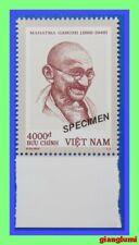 Vietnam Specimen Mahatma Gandhi MNH