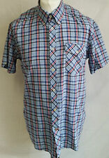 Ben Sherman Short Sleeve Fitted Casual Shirts & Tops for Men
