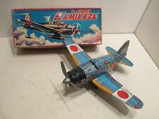 KAMIKAZE JAPANESE O FIGHTER MINT IN BOX NEVER PLAYED WITH OLD STORE STOCK