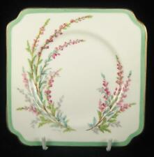 Royal Doulton 'Bell Heather' Square Plate H4788 1941+