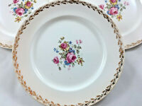 """Canonsburg Pottery China CAN24 Antique - (5) Plates - 6 1/2"""""""