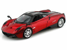 MOTOR MAX 1:24 W/B PAGANI HUAYRA MJ EXCLUSIVE Diecast Car 79312 Red