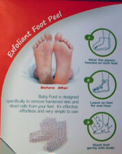 Baby Foot Exfoliant Foot Peel, Lavender Scented 2.4 Fl. Oz