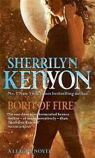 Born of Fire by Sherrilyn Kenyon (Paperback) New Book