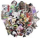 Friday The 13th Jason Themed Set of 35 Assorted Stickers Decal Set