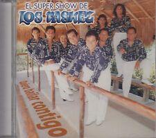 El Super Show De Los Vaskez Quiero Bailar Contigo CD New Sealed
