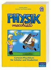 Physik macchiato: Cartoonkurs für Schüler und Studenten:... | Buch | Zustand gut
