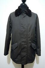 CORNELIANI Giaccone Giubbotto Parka Uomo Man Coat Jacket Sz.XL - 52