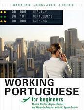 Working Portuguese for Beginners by Regina Santos, Marcelo Amorim, M. Lynne…