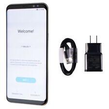 Samsung Galaxy S8+ (SM-G955U) GSM Unlocked + Verizon - 64GB / Arctic Silver