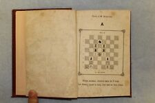 Shumov. Collection of Scahographic Tasks. First Russian Book on Composition.1867