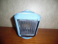 ANTIQUE PORCH LIGHT COVER WITH RIBBED GLASS