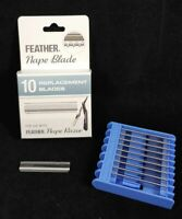 Feather Nape Razor Replacement Blades 10 count package