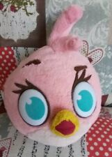 Plush Toy Angry Birds. Original product of Rovio.  Stella Pink Bird