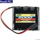 Onyx-RC M2210 NiMH 4.8V 2000mAh AA Flat Receiver Universal Plug