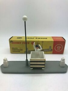 """Dinky Toys 753, Police Controlled Crossing, + Box """"Superb Very Good Condition"""""""