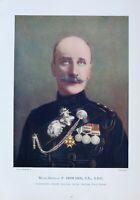 1900 Boero Guerra Stampa Maggiore Generale Howard 8th Brigade Sud Africano Campo