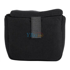 Separate Inner Folding Bag Black Liner Insert Padded Camera Partition For DSLR