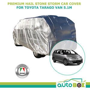 Premium Hail Stone Car Cover to suit Toyota Tarago Van to 5.1M Window Protect