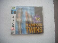 THOMPSON TWINS  -  12 INCH COLLECTION   JAPAN CD sealed